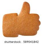 Gingerbread Like Cookie...