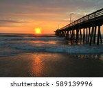 Sunrise At Virginia Beach...