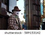 Street Clown Smile