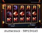 casino tornado  lithuania   24... | Shutterstock . vector #589154165