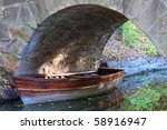 Pond Water Surface With...