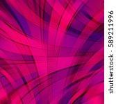 vector illustration of purple... | Shutterstock .eps vector #589211996