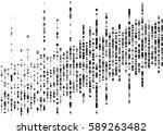 abstract vector element.... | Shutterstock .eps vector #589263482