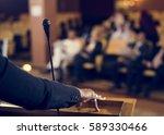 association alliance meeting... | Shutterstock . vector #589330466