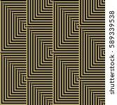 seamless vector abstract... | Shutterstock .eps vector #589339538