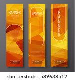 Template Vertical Web Banners...