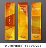 Design Of Vertical Web Banners...