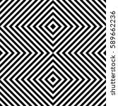 vector seamless pattern.... | Shutterstock .eps vector #589662236