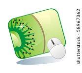 fully editable vector... | Shutterstock .eps vector #58967362