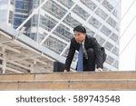 businessman wearing a formal...   Shutterstock . vector #589743548