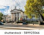 london  uk   october 15  2016 ... | Shutterstock . vector #589925066