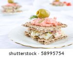 Small Sandwiches For Catering...