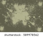 abstract grunge background with ... | Shutterstock .eps vector #589978562