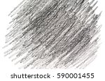 natural pencil texture. | Shutterstock . vector #590001455