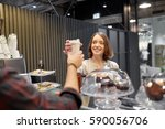 small business  people and... | Shutterstock . vector #590056706