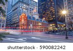 boston  ma  usa   december 21 ... | Shutterstock . vector #590082242
