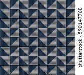 seamless vector abstract... | Shutterstock .eps vector #590147768