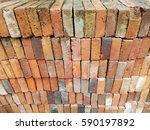 the bricks be sorted as the... | Shutterstock . vector #590197892