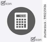 calculator icon. calculate the...