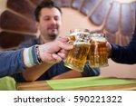 cheers | Shutterstock . vector #590221322
