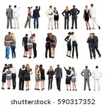 """collection """" back view of ... 