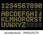 led board | Shutterstock .eps vector #590325275