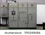 the control cabinets   all... | Shutterstock . vector #590348486