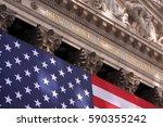 new york   may 22  new york... | Shutterstock . vector #590355242