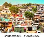 Informal Settlements  Slum  ...