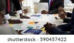 association alliance meeting... | Shutterstock . vector #590457422