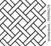 interlaced seamless vector...   Shutterstock .eps vector #590596178