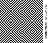 vector seamless pattern.... | Shutterstock .eps vector #590624642