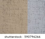 Two Colours Wall Background....