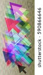 navigation idea vector   Shutterstock .eps vector #590866646