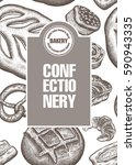 "poster ""confectionery"" with... 