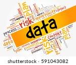 data word cloud  business...   Shutterstock .eps vector #591043082