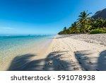 Le Morne  Mauritius   December...