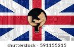 computer hacker or network...   Shutterstock . vector #591155315
