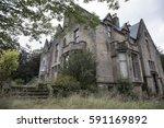 Abandoned House. Uk
