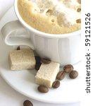 cup of coffee | Shutterstock . vector #59121526
