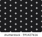 abstract cross pattern. vector... | Shutterstock .eps vector #591427616