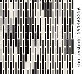 vector seamless black and white ... | Shutterstock .eps vector #591463256