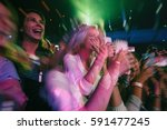 moscow 30 november 2016 ... | Shutterstock . vector #591477245