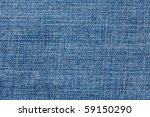 photo shot of denim texture - stock photo