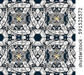 gold template. design vintage... | Shutterstock . vector #591525572