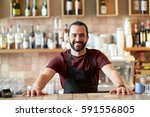 small business  people and... | Shutterstock . vector #591556805