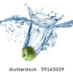 Apple Falls Deeply Under Water...