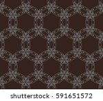 abstract repeat backdrop.... | Shutterstock . vector #591651572
