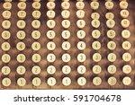 Keypad Of Tax Calculator Old...