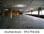 parking lot | Shutterstock . vector #591796106